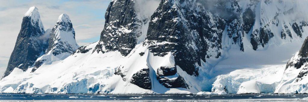 Amtarktis - Eis schmiözt