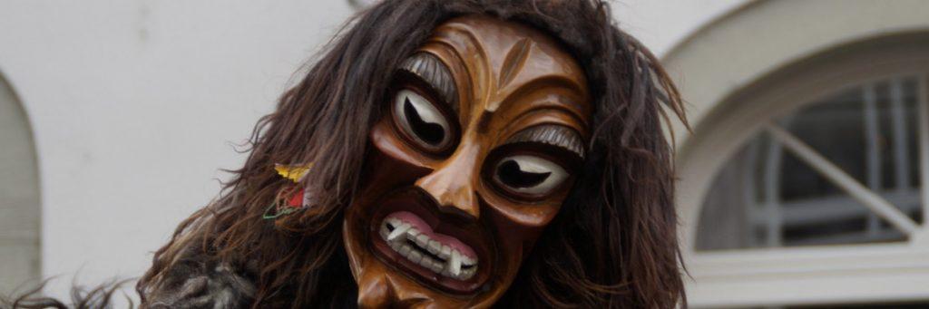 alemannische Maske