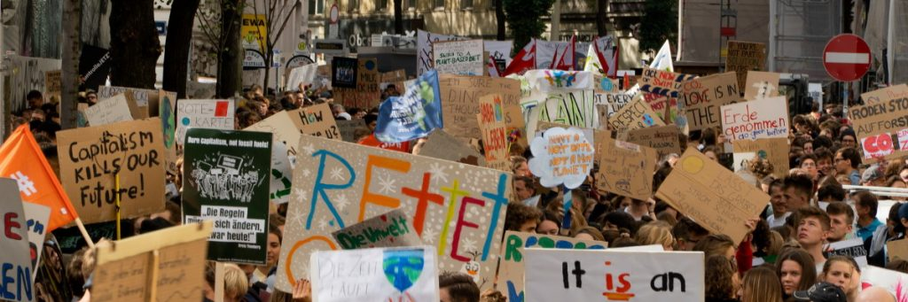 Protestzug